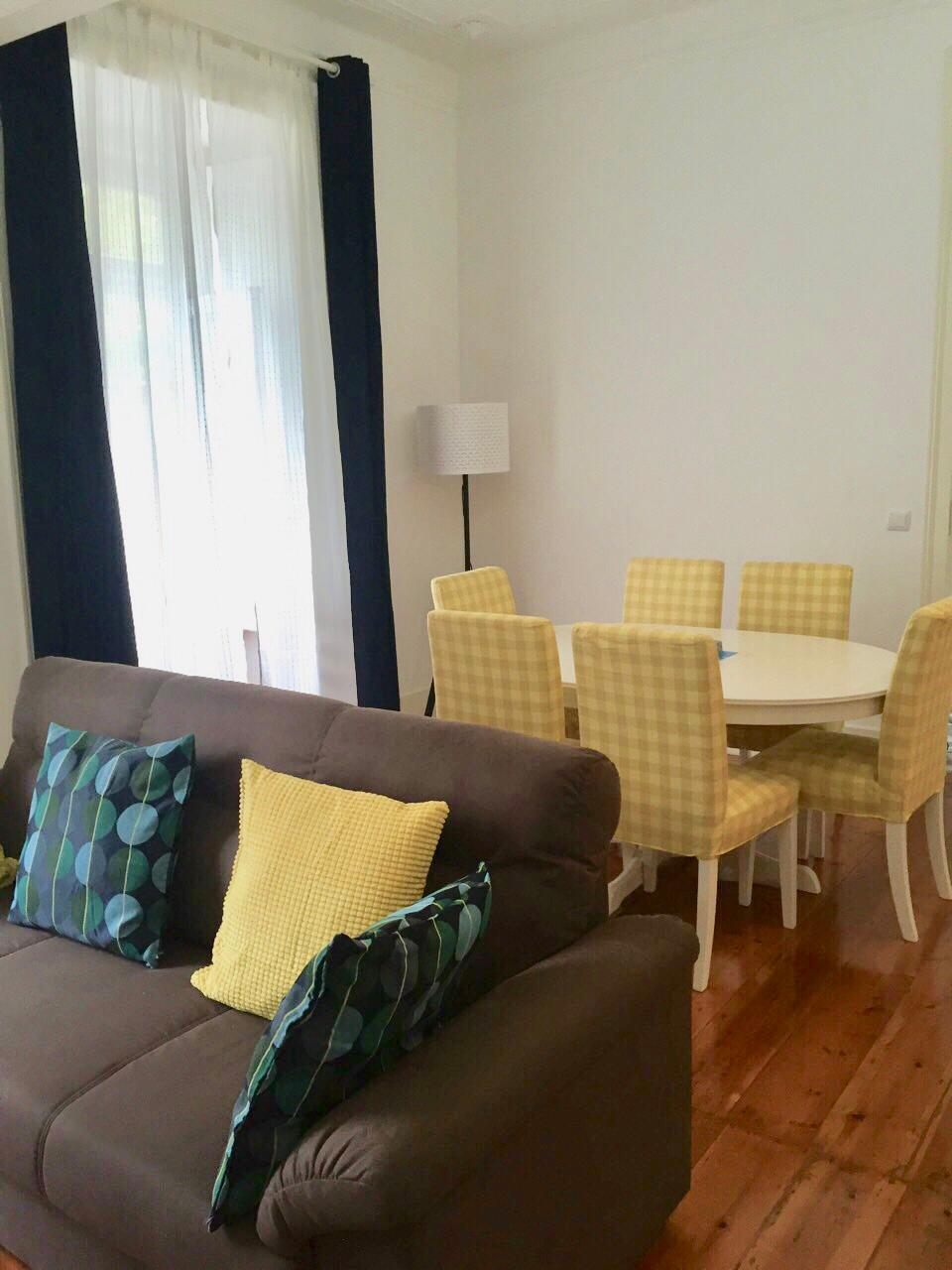 Luxury Two Bedroom Apartment In Lisbon Central