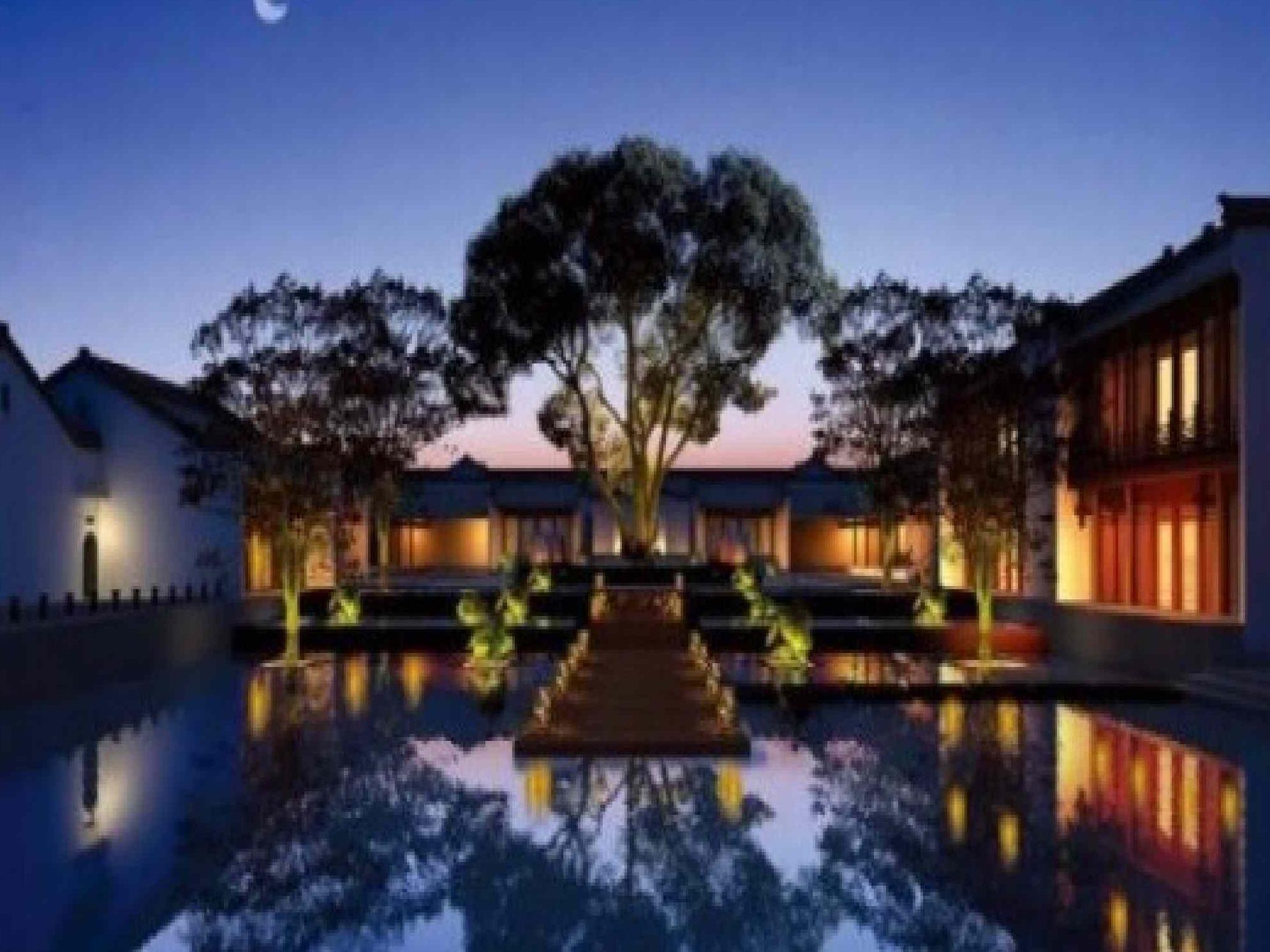 Han Yue Lou Resort And SPA Jiuhuashan