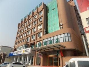 GreenTree Inn Linyi Lvnan Tianqiao
