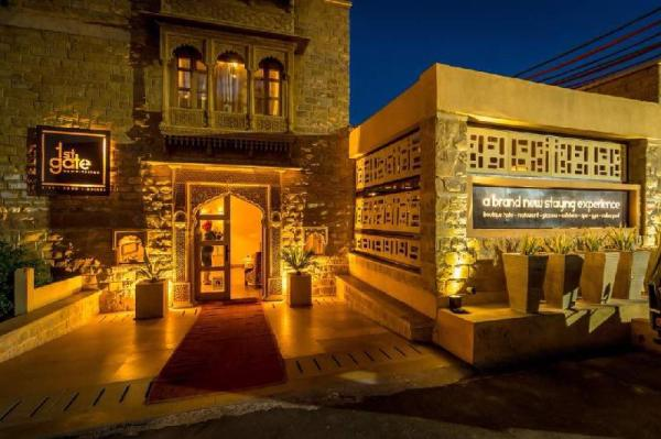 1st Gate Home-Fusion Jaisalmer