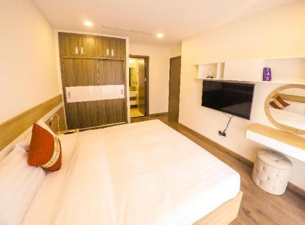 Luxury Apartments Vinhomes Central Park Ho Chi Minh City