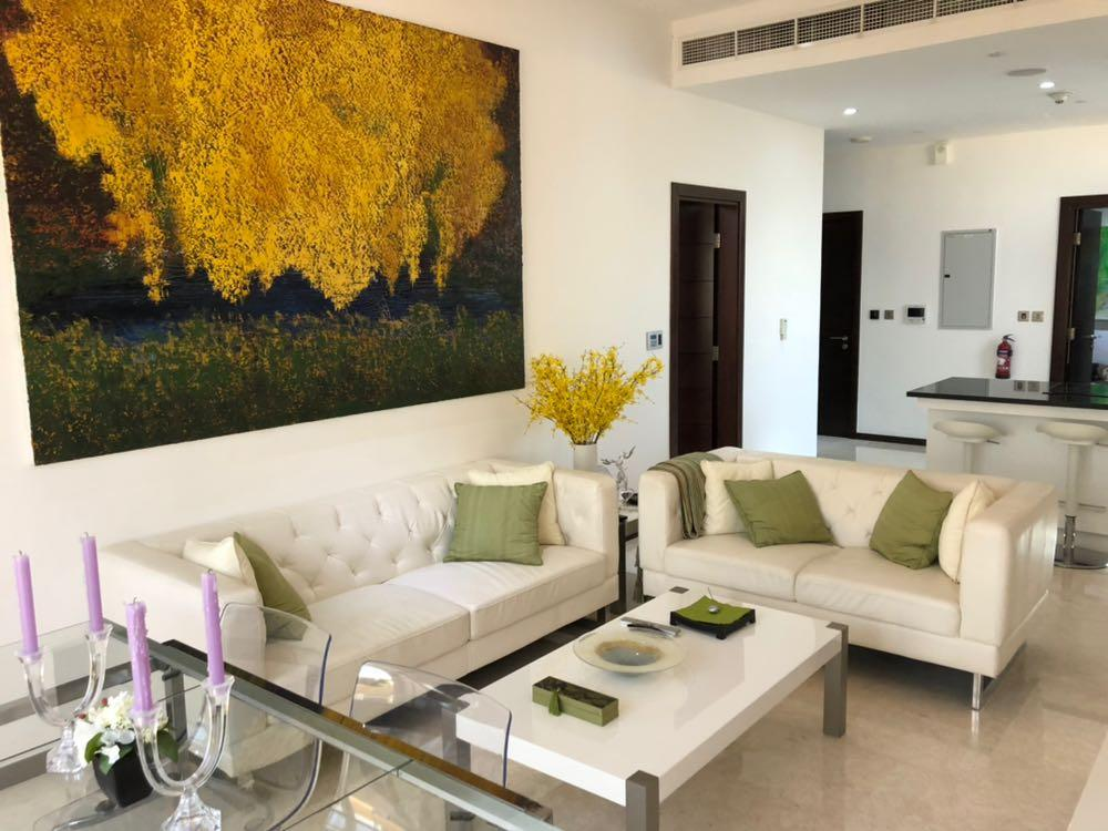 MaisonPrive   2 BR Apartment Tiara Residences