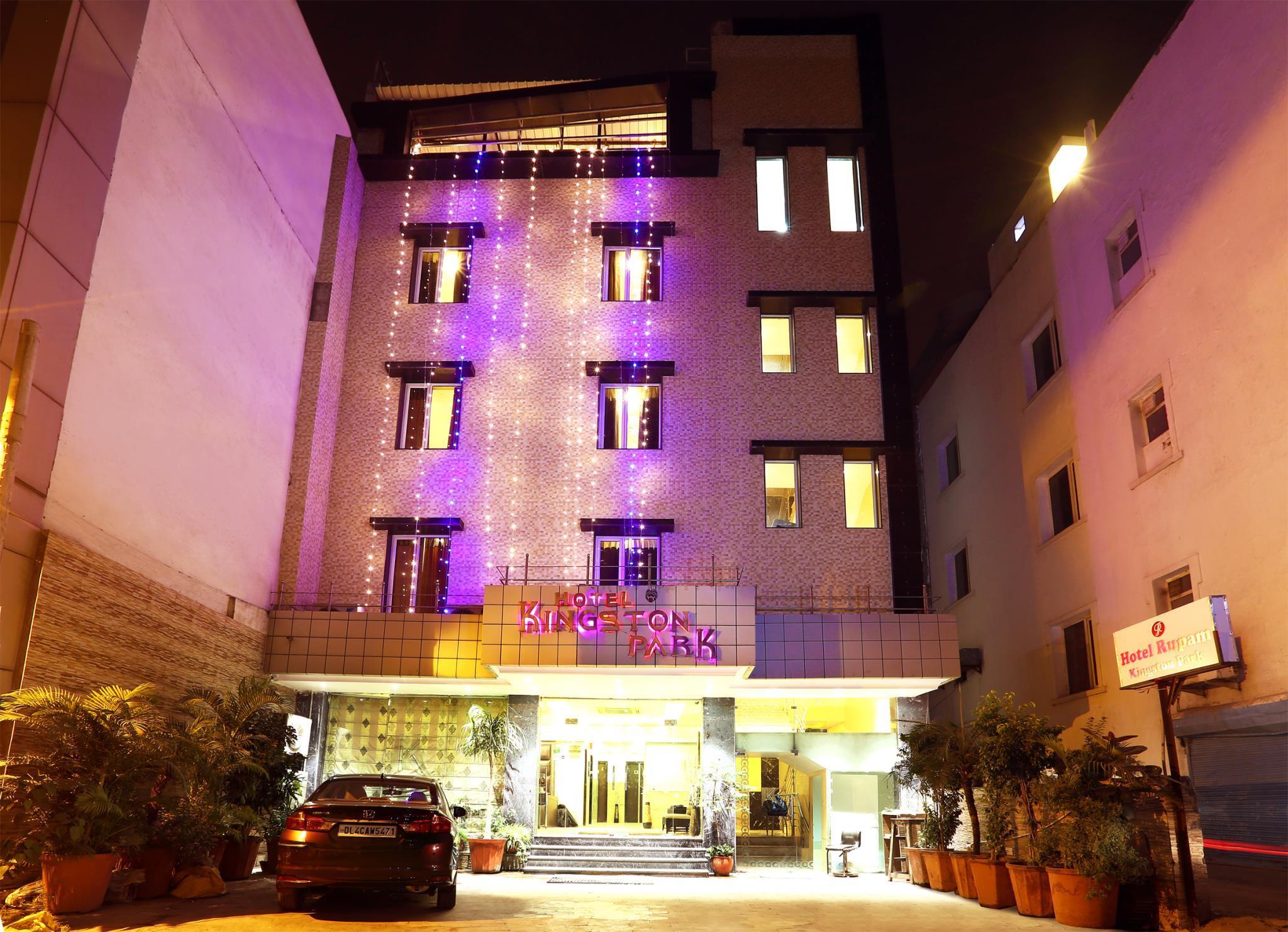 Hotel Rupam Kingston Park