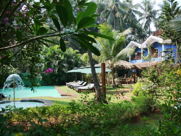 Presa Di Goa Country House Goa