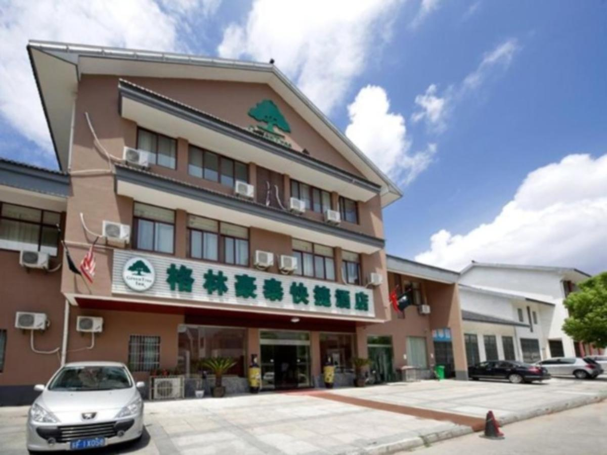 GreenTree Inn Wujiang Tongli Express Hotel