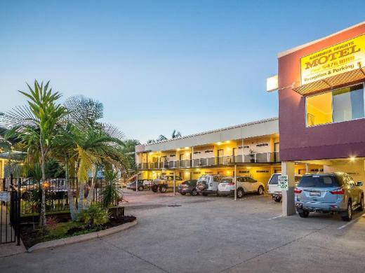 Nambour Heights Motel