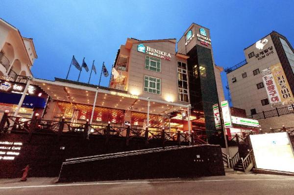 Benikea Chaeseokgang StarHills Hotel Buan-gun