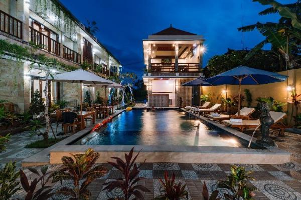 Sari Nusa Inn Bali