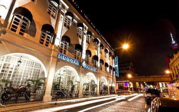 Reggae Mansion Hostel Kuala Lumpur Kuala Lumpur