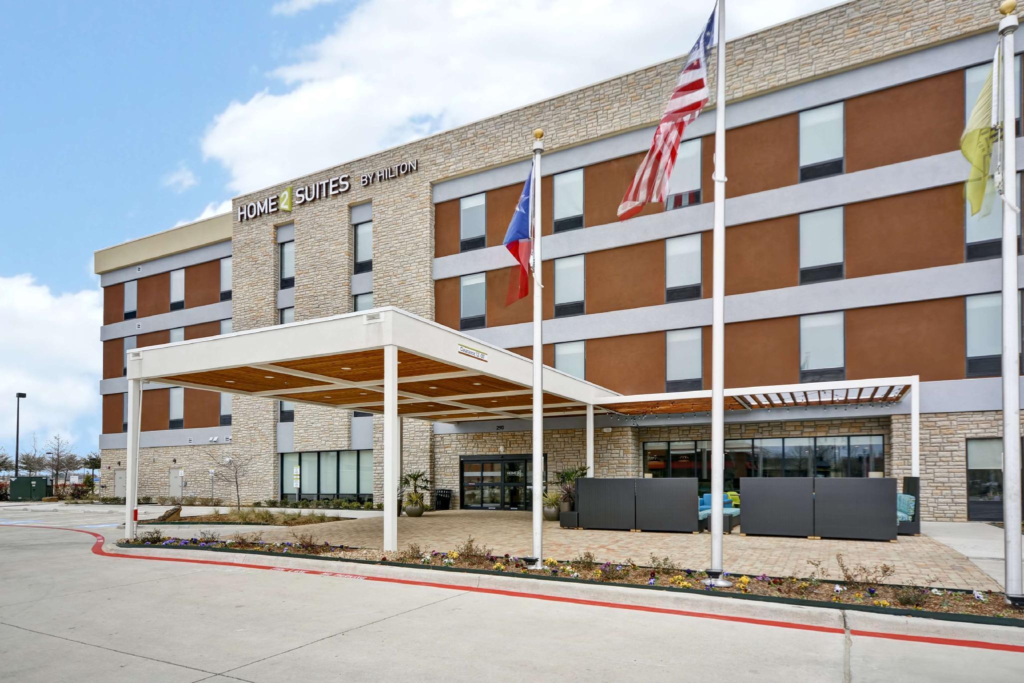 Home2 Suites By Hilton Fairview Allen