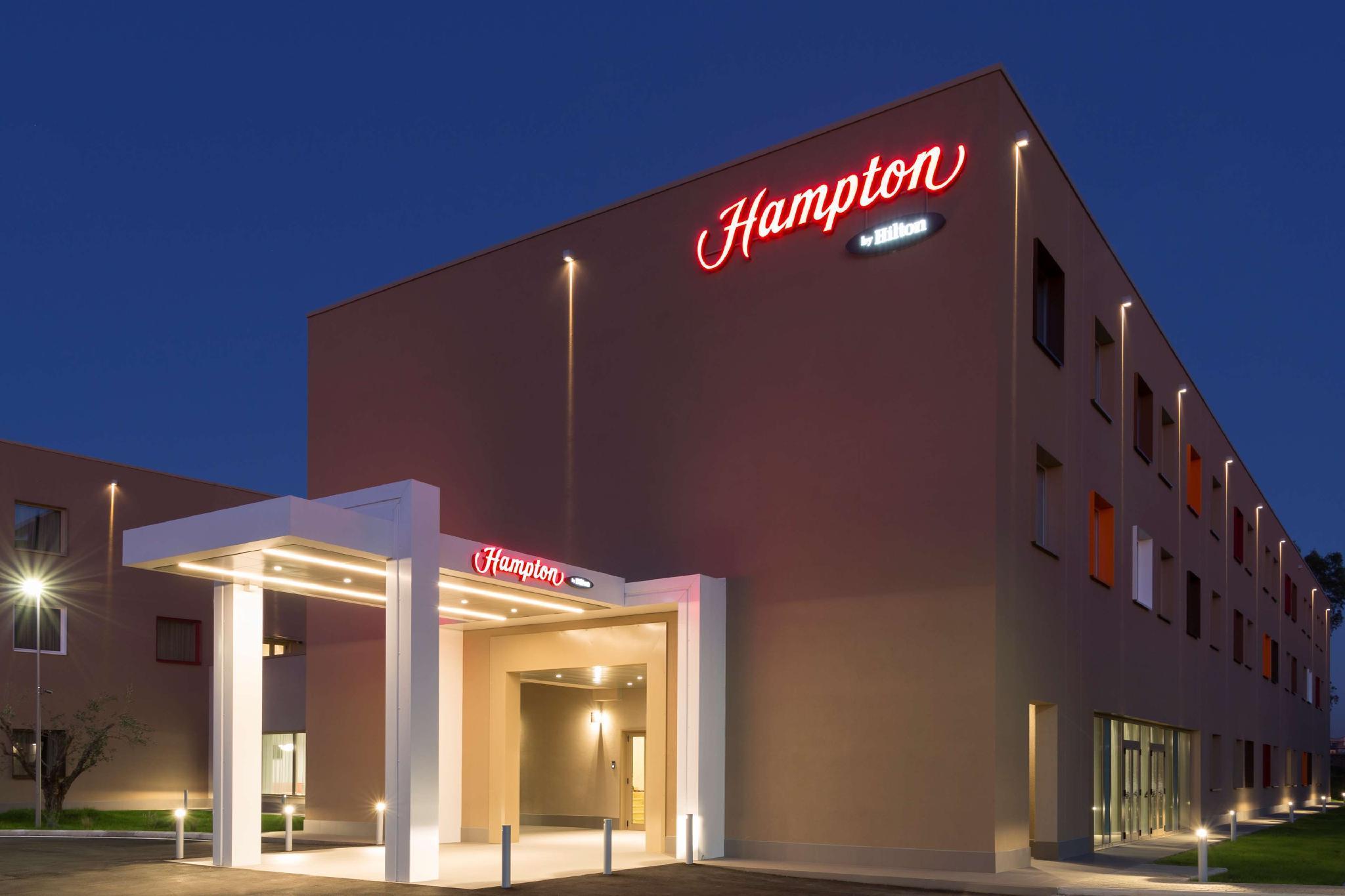 Hampton Inn Rome East