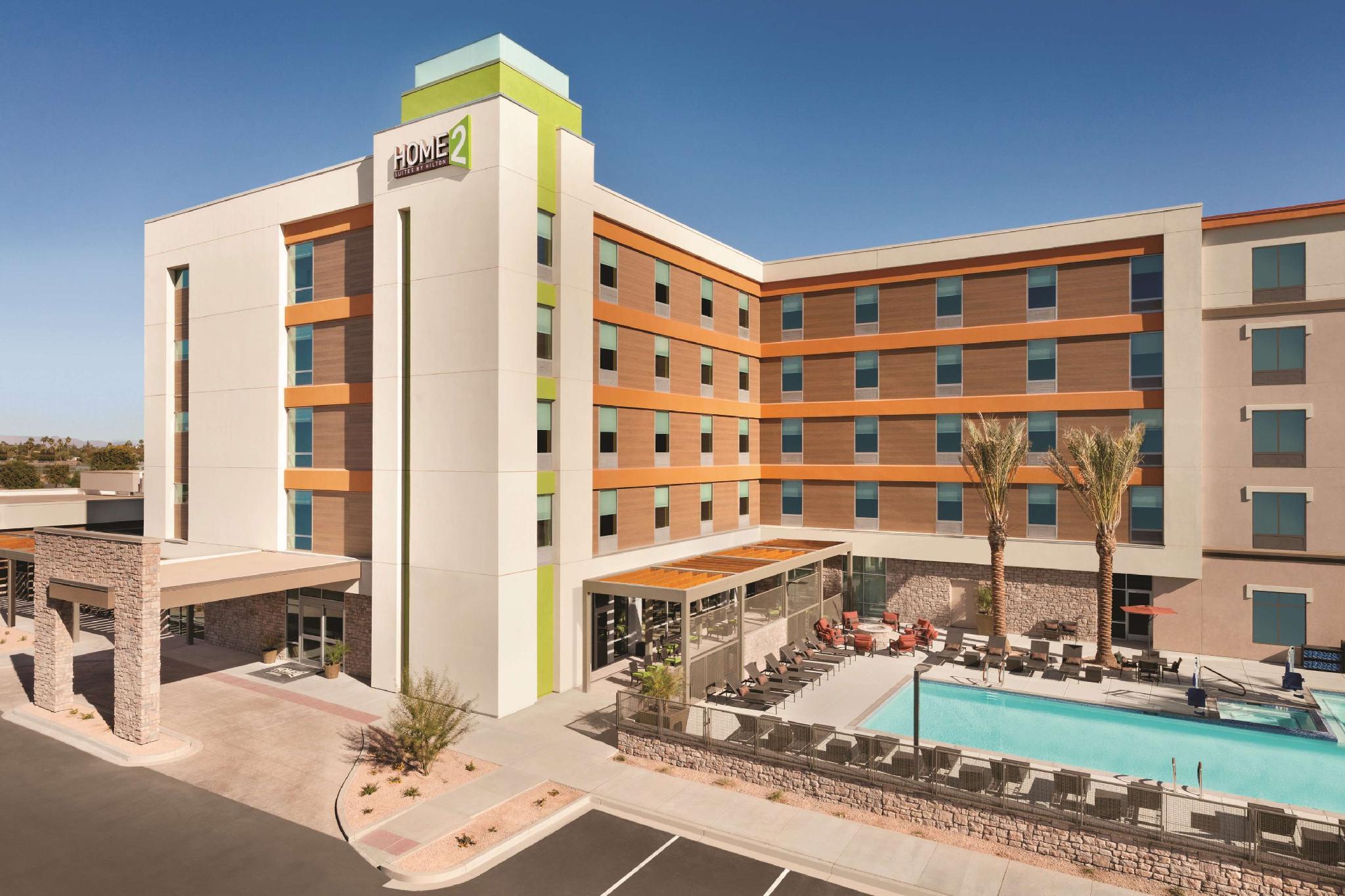 Home2 Suites By Hilton Phoenix Tempe University Research Par