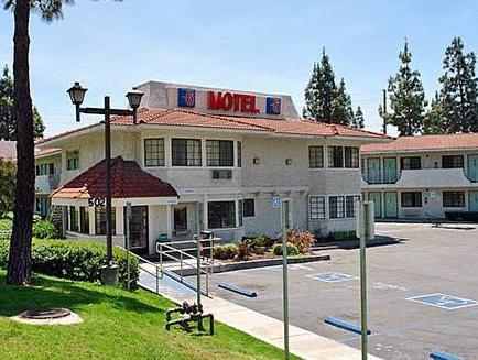 Motel 6 Los Angeles   San Dimas