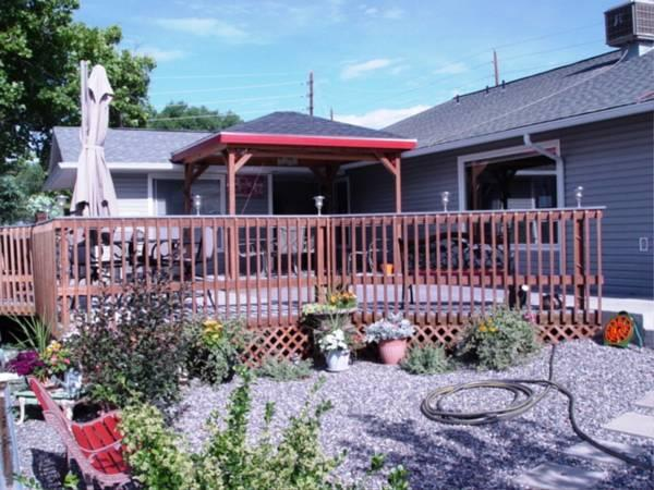 The Bookcliffs Bed And Breakfast
