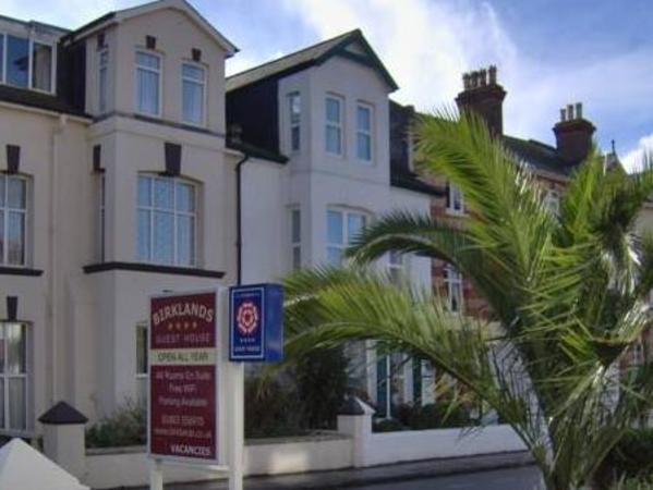 Birklands Guest House Paignton