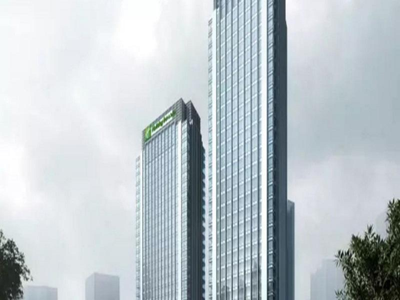 Holiday Inn Hotel & Suites Tianjin Downtown Reviews