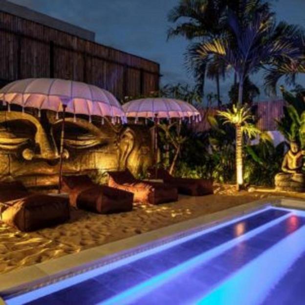 buddha beach villa