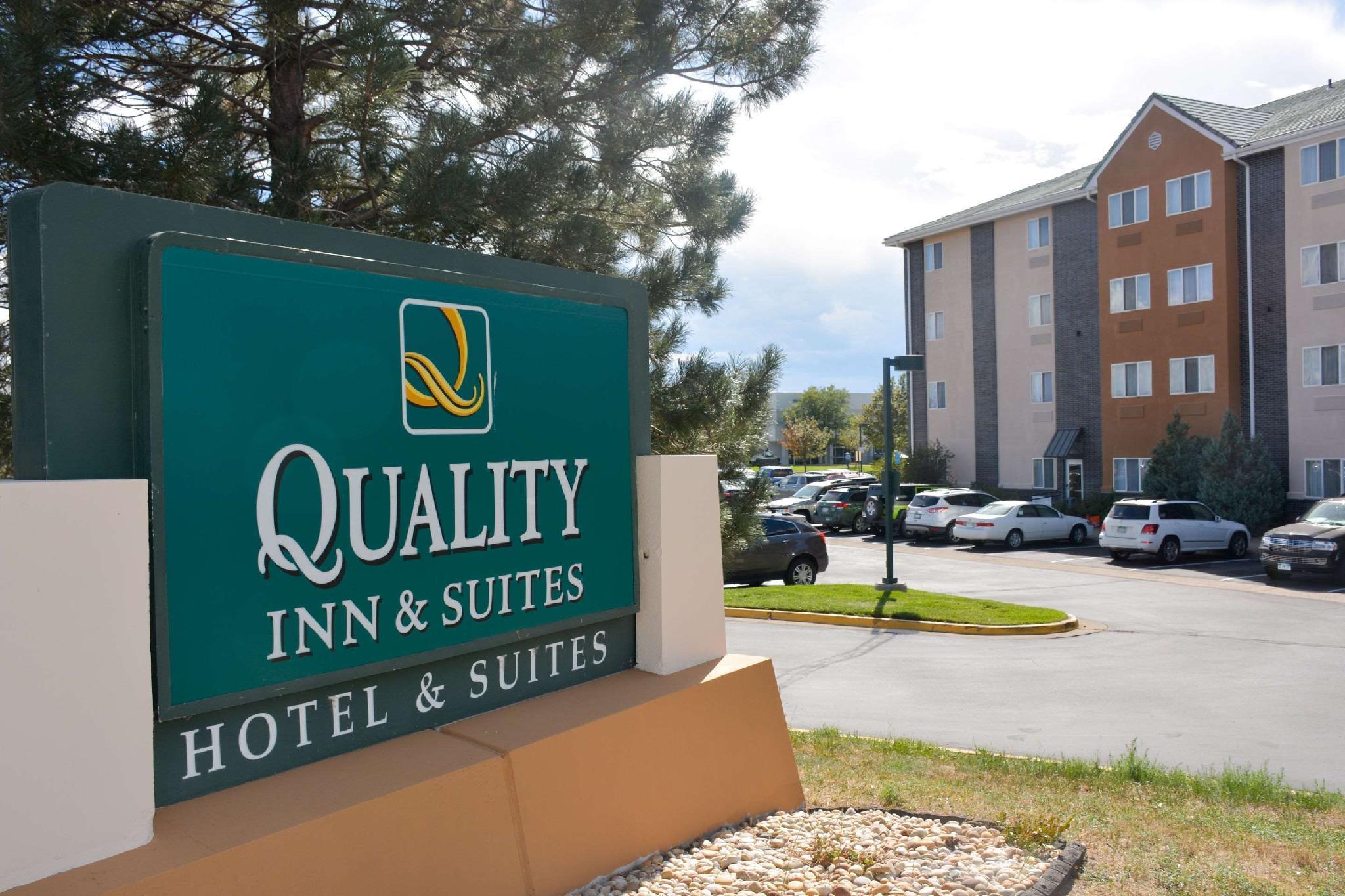 Quality Inn And Suites Denver Airport   Gateway Park