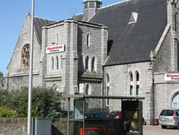Rosemount Palace Aberdeen