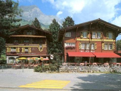 Hotel Posthaus Urigen