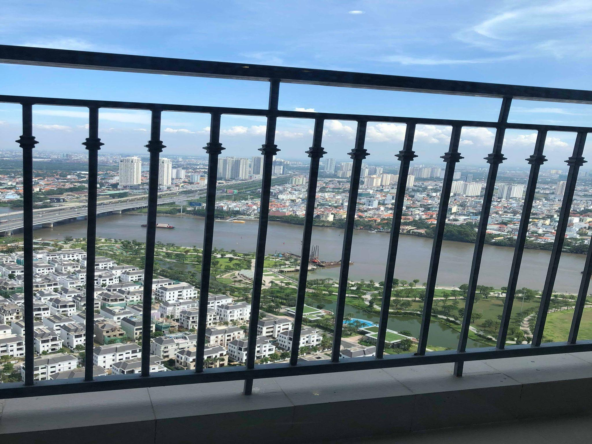 Saigonhost   3 BRM Apartment With Best View