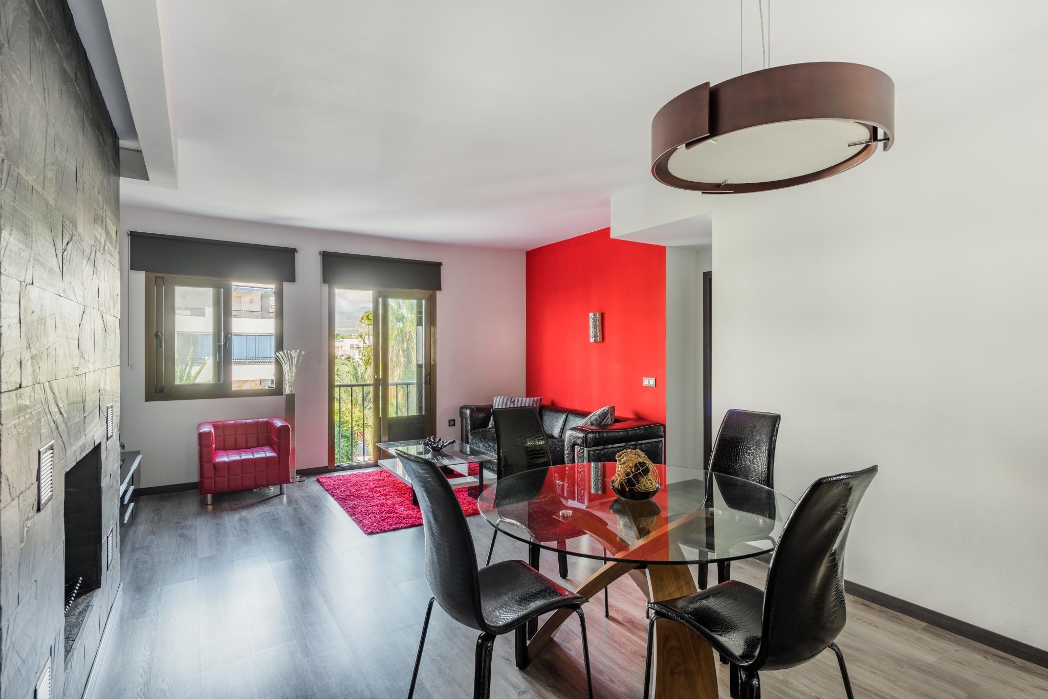 Modern Apartment For Short Rentals In Puerto Banus