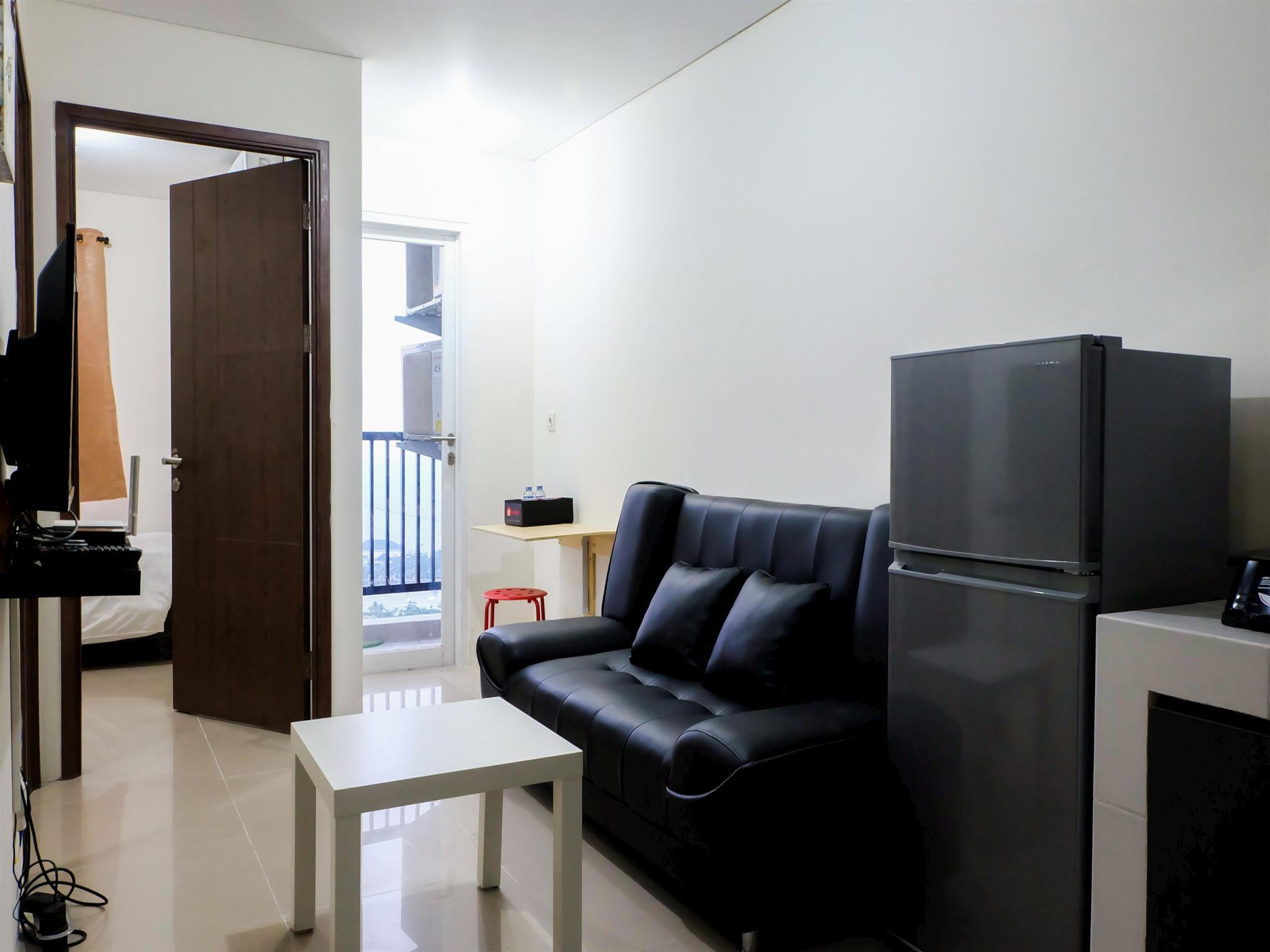 2BR Northland Apt With Sofabed Ancol View Travelio