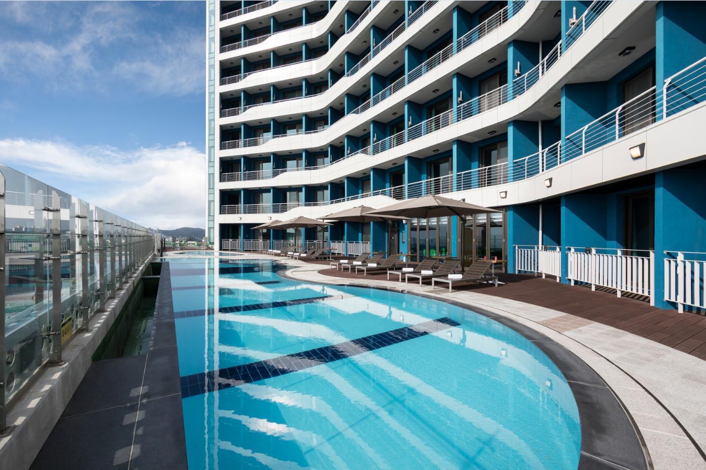 Seabay Hotel Gangneung