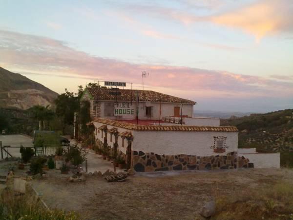 Alojamiento Rural La Caseria De Piedra Restaurante