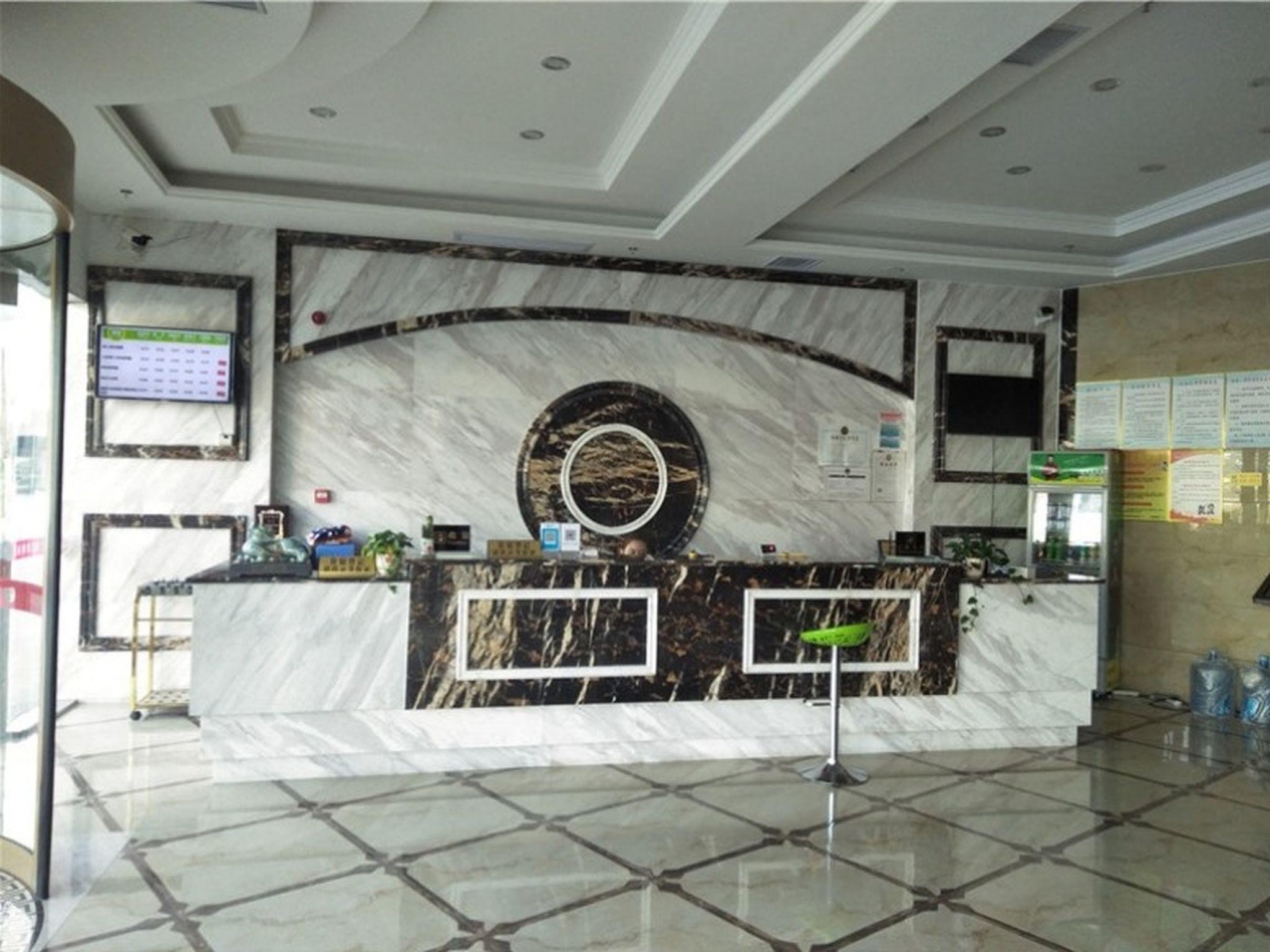 GreenTree Alliance Bengbu Railway Station Branch