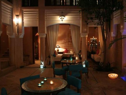 Riad Turquoise Discount