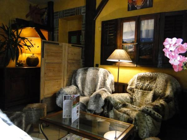 Hotel Les Ancolies A Areches