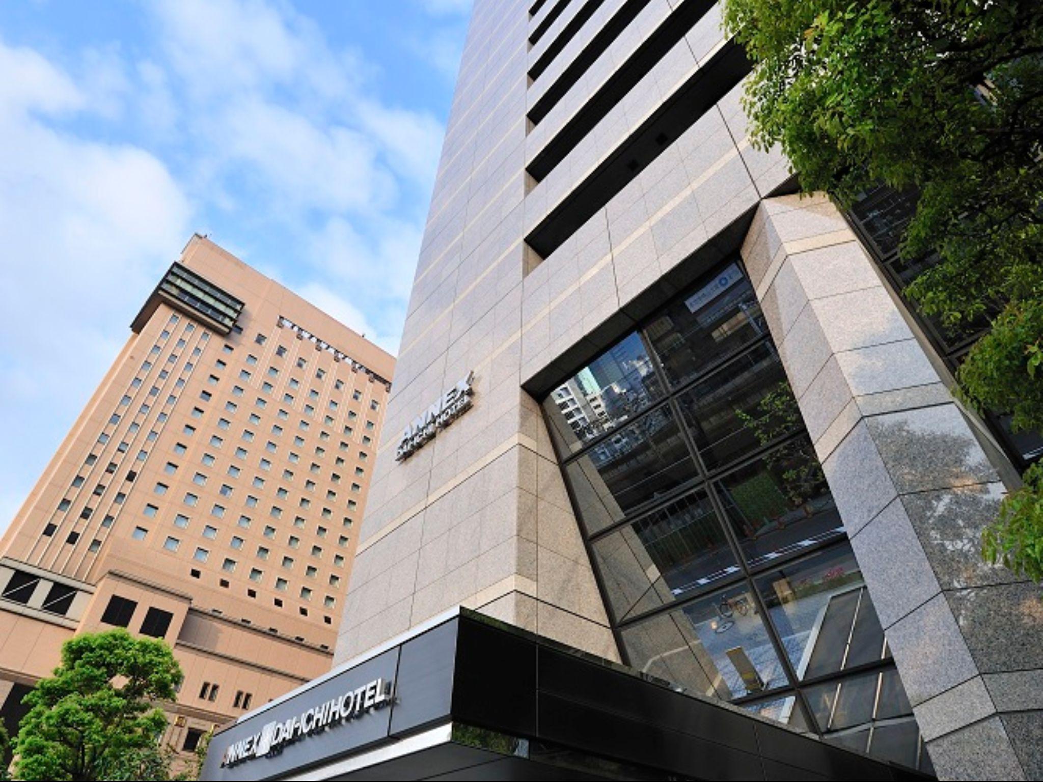 Dai-ichi Hotel Annex, Tokyo