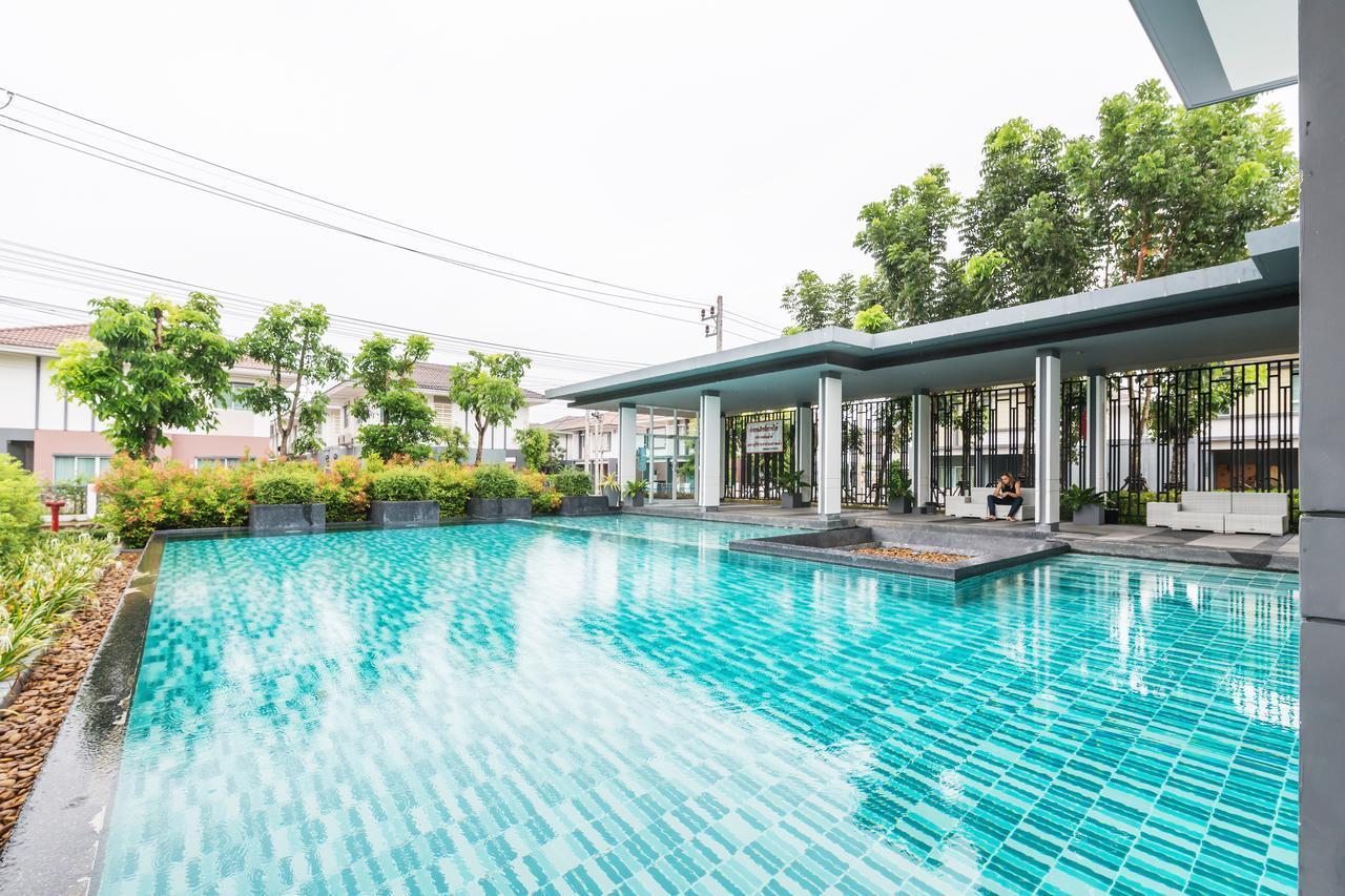 3BR Villa @ Phuket Wifi pool gym parking   71