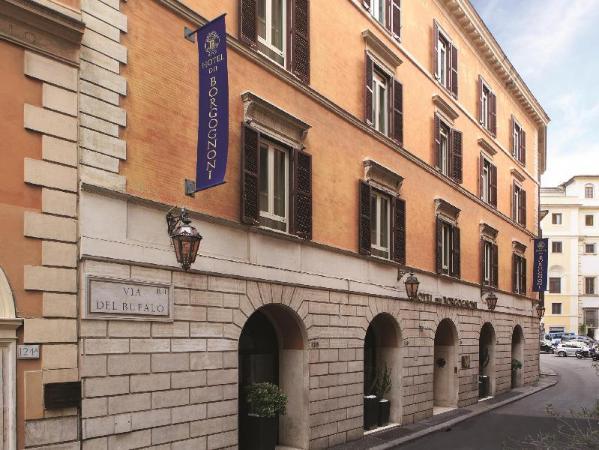 Dei Borgognoni Hotel Rome