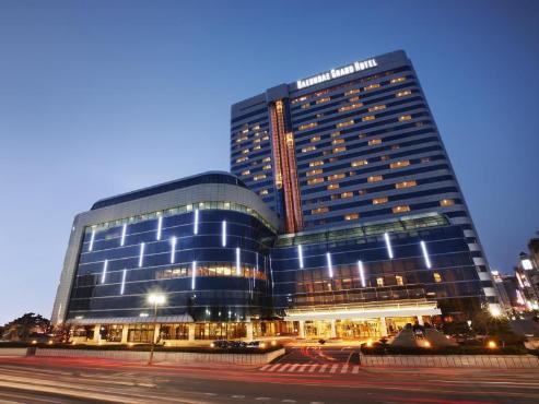 Jung-gu Hotels, Busan, South Korea - Hotels in Jung-gu at