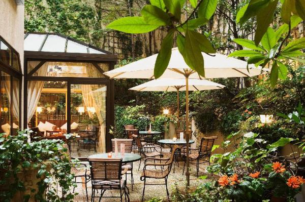 Garden Elysee Hotel Paris