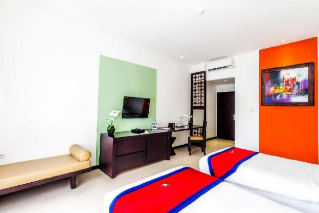 Ozz Hotel Kuta Bali managed by Ozz Group
