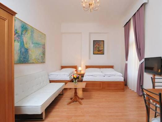 Apartment House Anenska