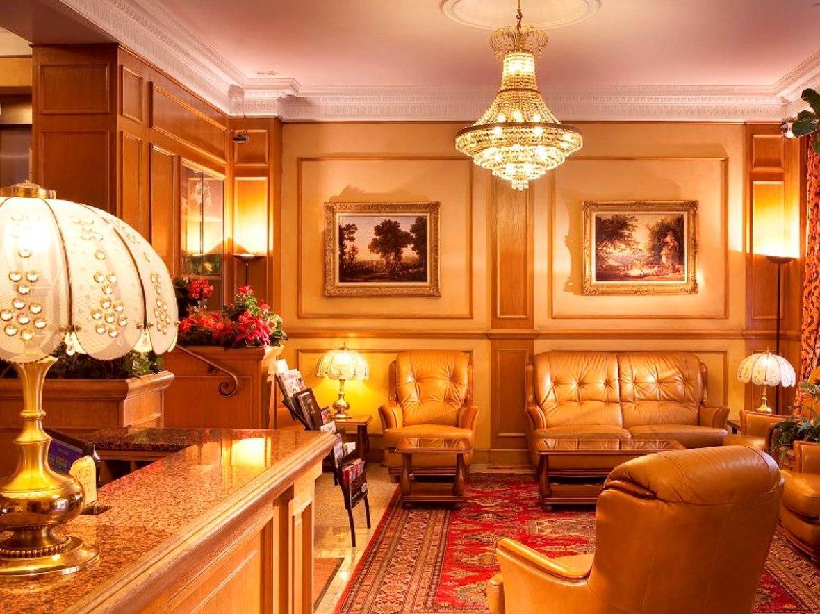 Inter Hotel Paris Paix Republique
