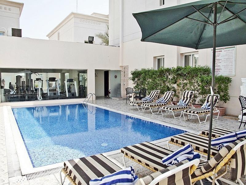 Regent Beach Resort Hotel Dubai