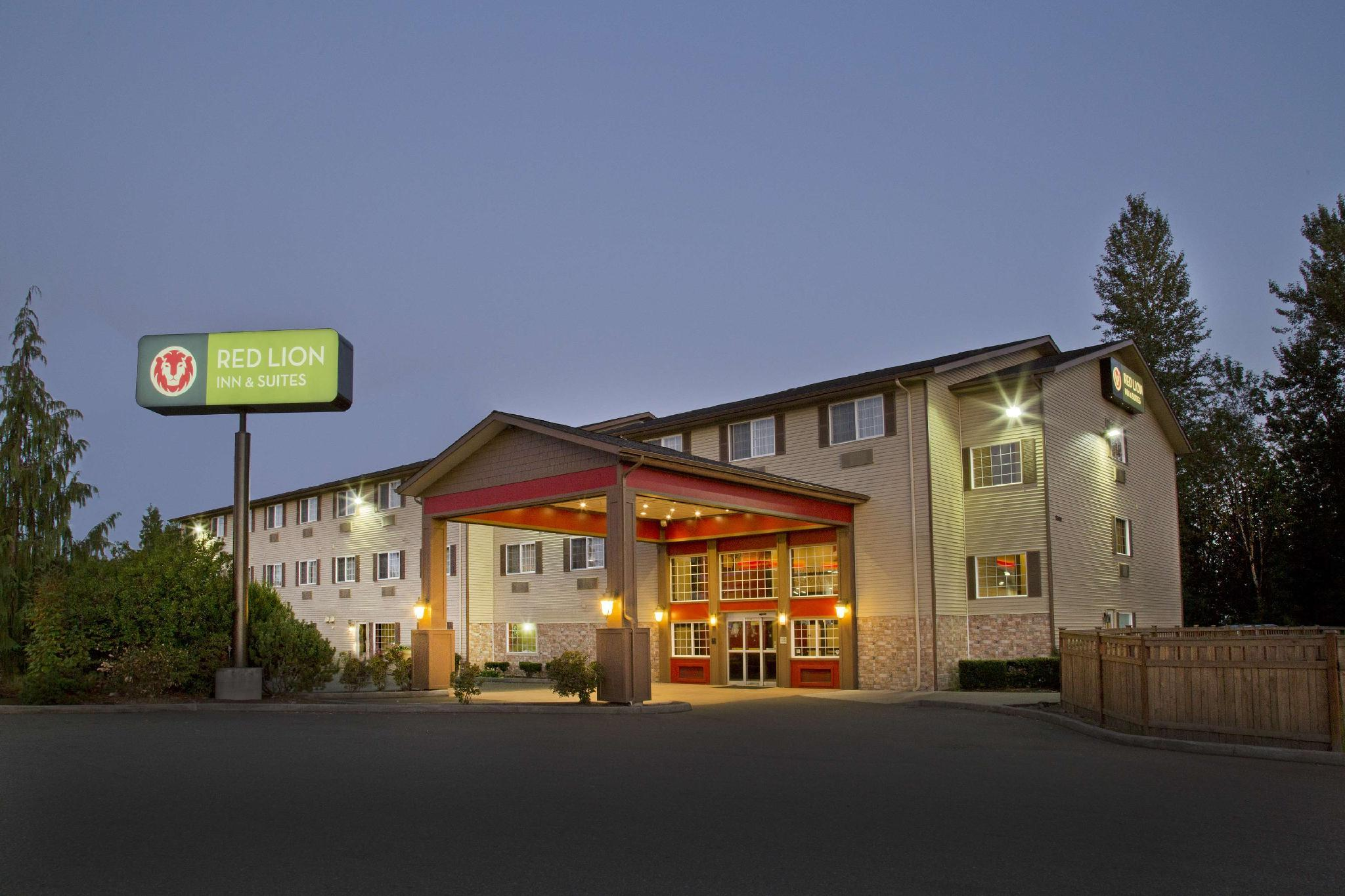 Red Lion Inn And Suites Kent Seattle