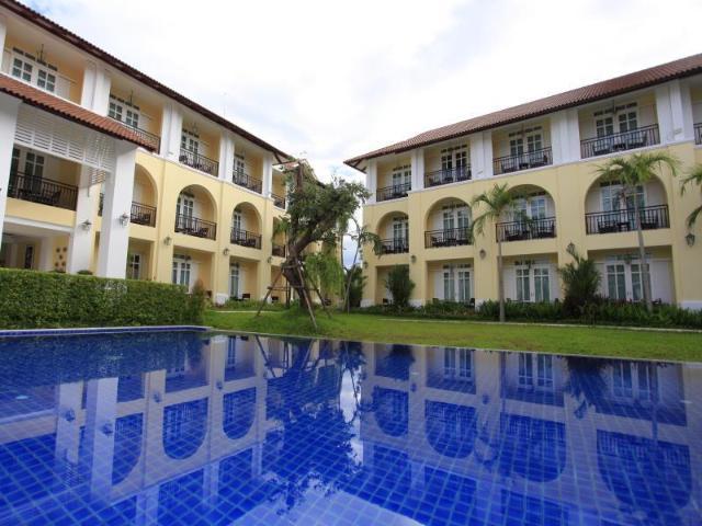 คำธนา เดอะ โคโลเนียล โฮเต็ล เชียงราย – Khamthana the Colonial Hotel Chiangrai