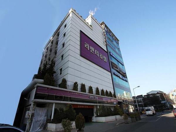 Hotel Lavender Siheung-si