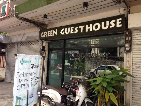 Green Guest Hotel Chiang Mai