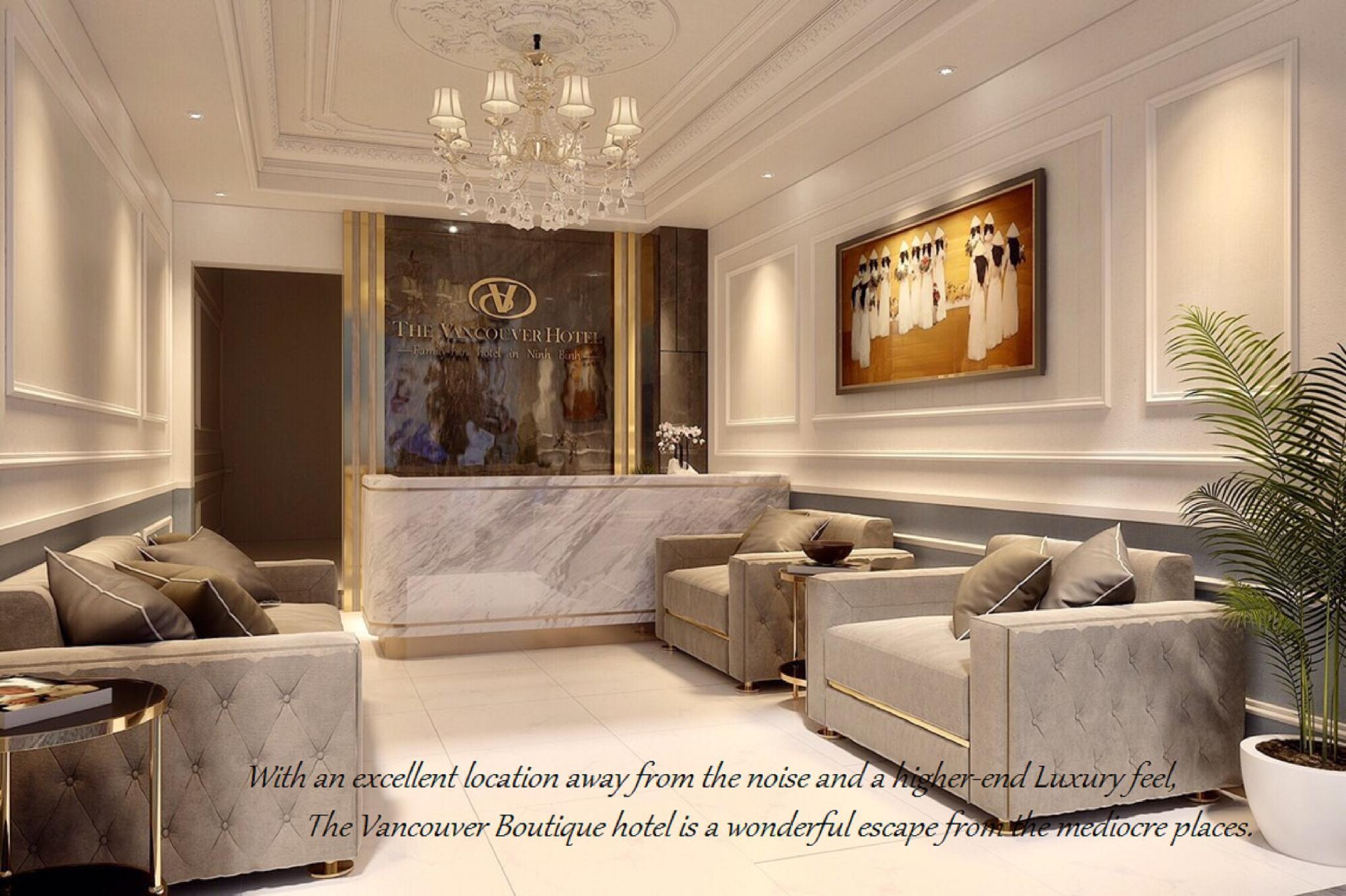 The Vancouver Hotel Ninh Binh