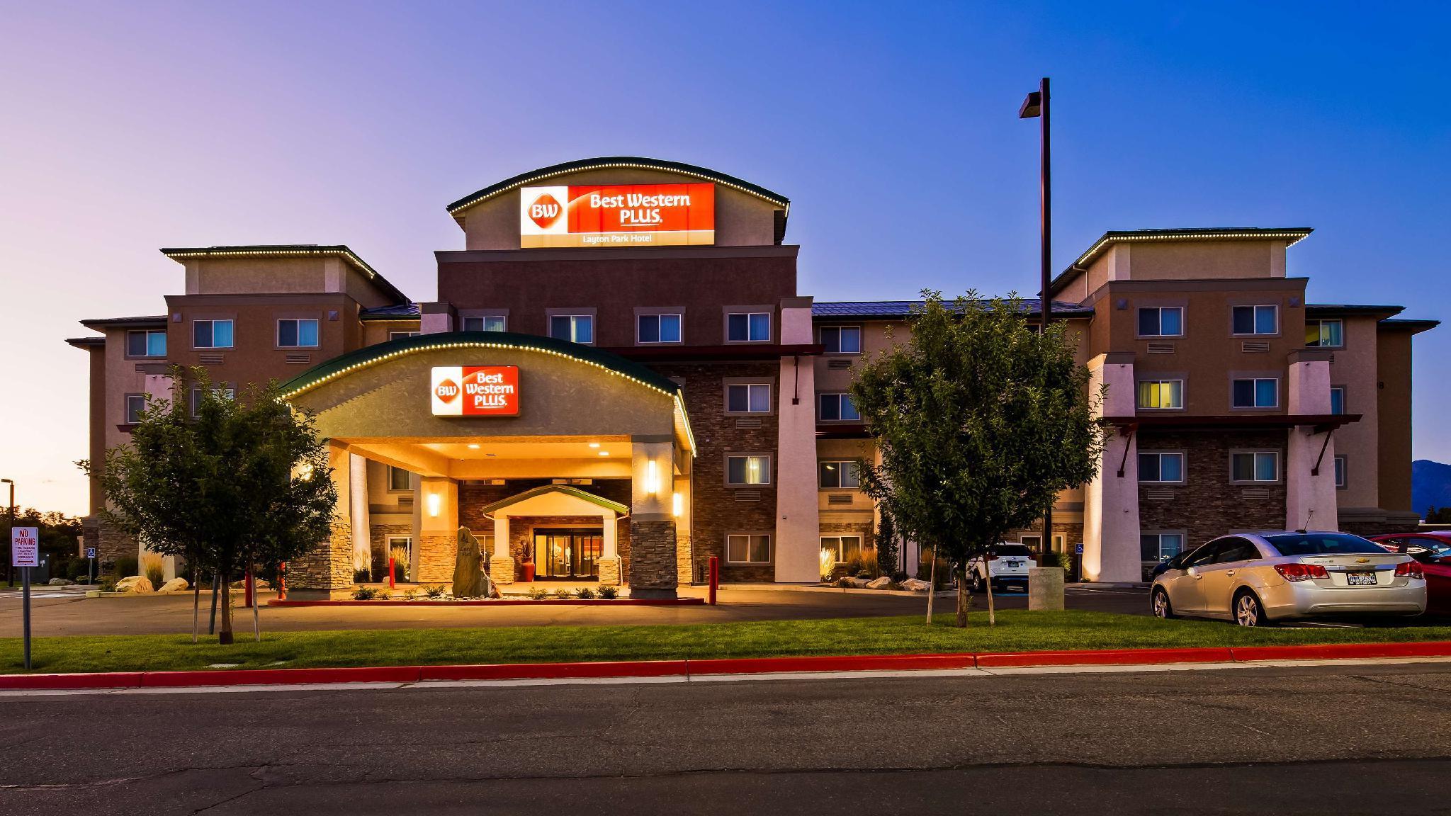 Best Western PLUS Layton Park Hotel