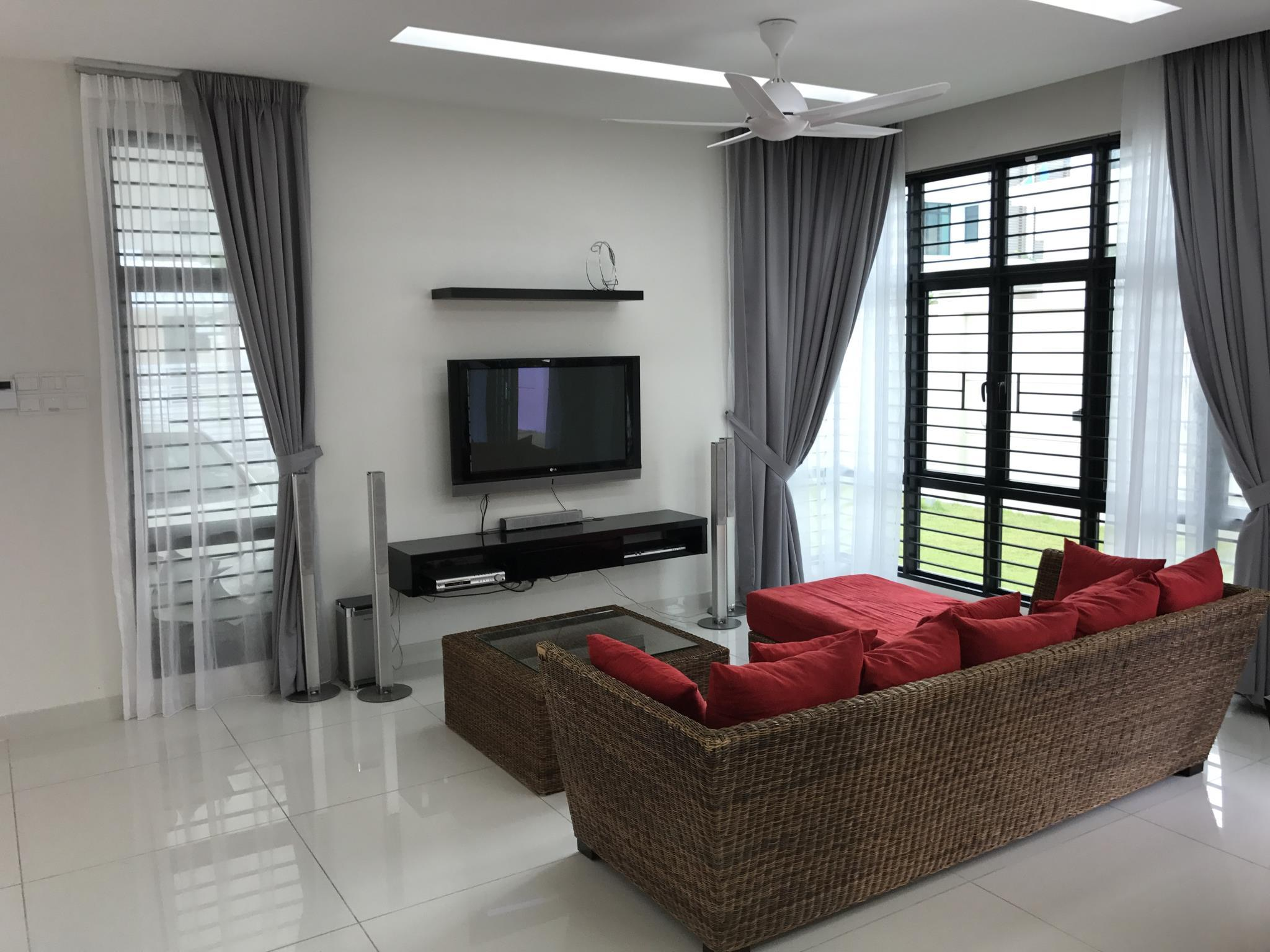 The Pearl Residence Semi Detached House Penang Malaysia