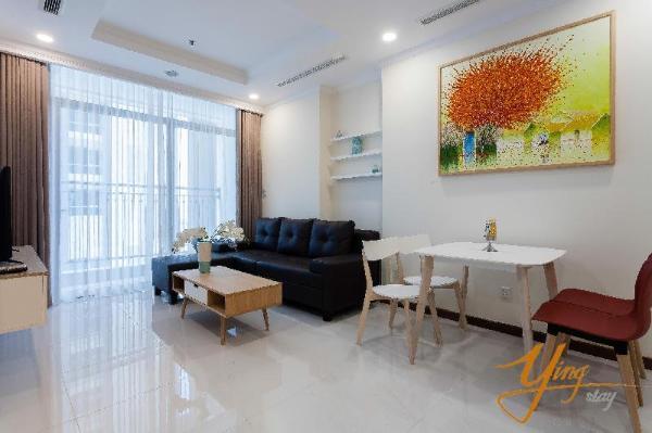2BRD (L6-24) Free Pool & Gym, Smart House Ho Chi Minh City