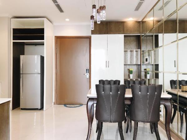 Condominium with City View (Vinhomes Central Park) Ho Chi Minh City